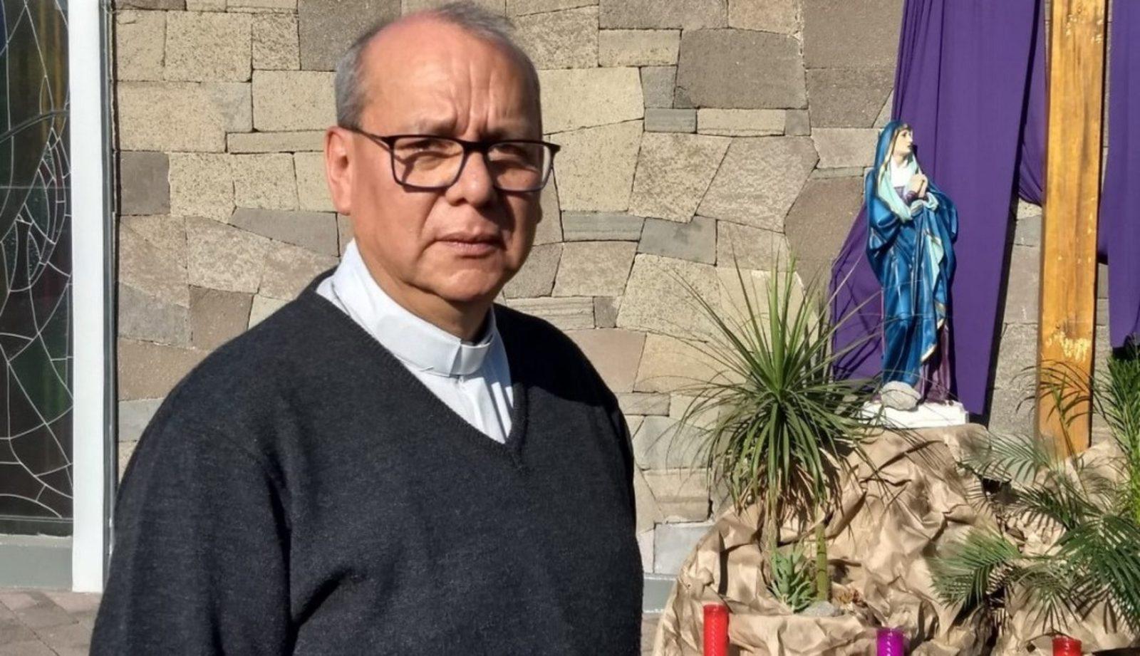 20190416 Mexicaanse priester geslagen en gemarteld