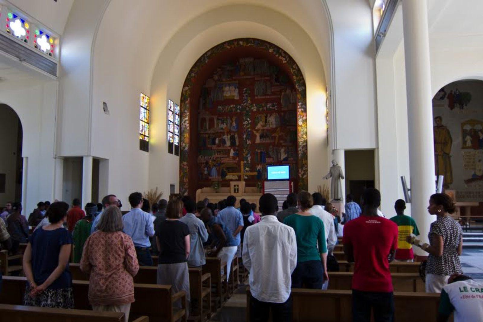 Kerk-Marokko