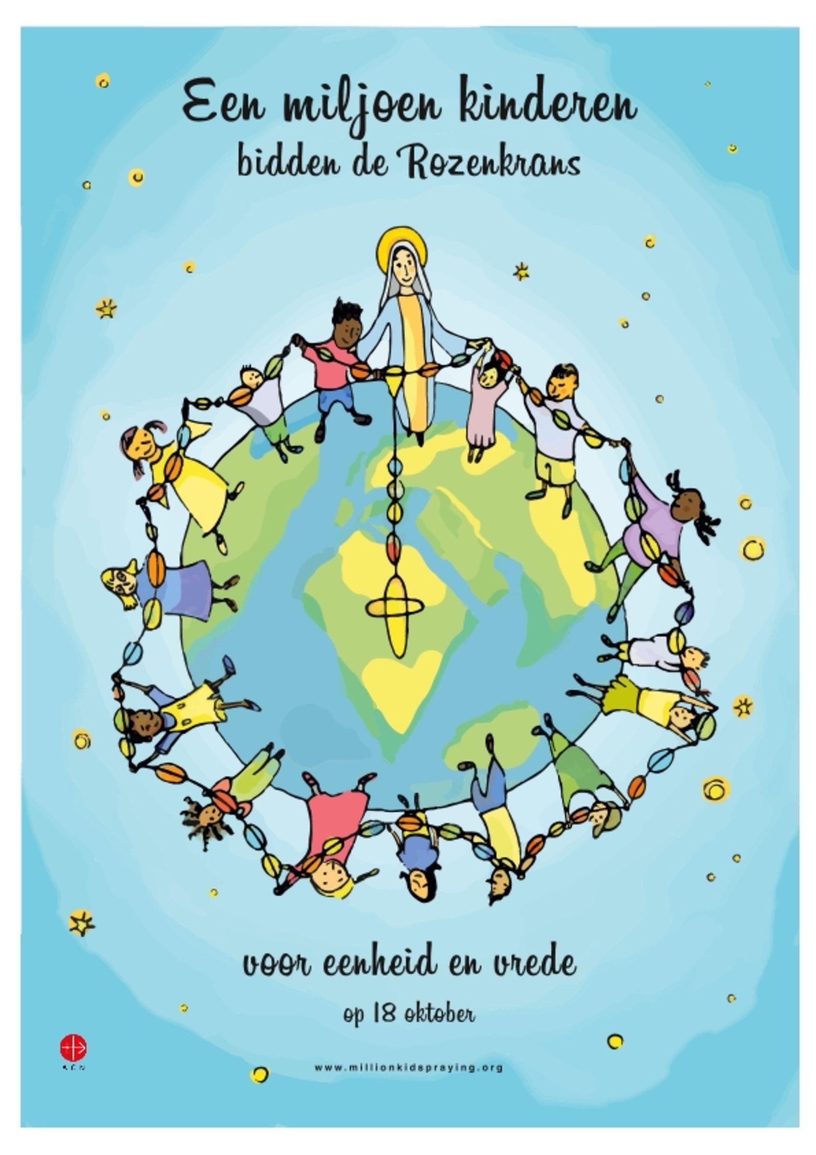 Poster-Kinderen-bidden-2019