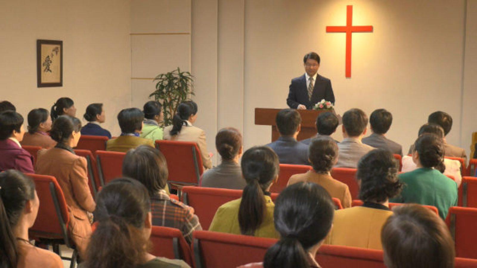 sermon-in-a-church