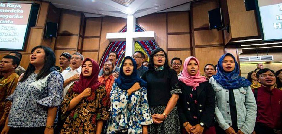 20191216 Indonesië foto tolerantie AsiaNieuws