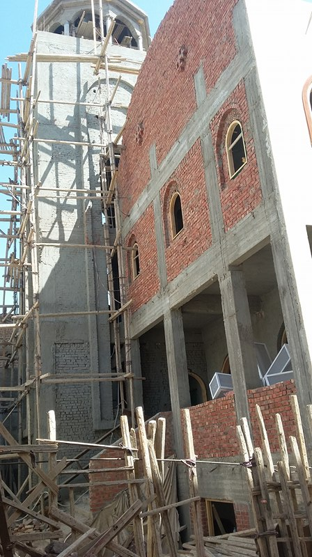 EGYPT / ASSIUT-CPT 14/00059Construction of new church of St Michael the Archangel (St Michel Archange) at Bani Shoker, Manfalut District