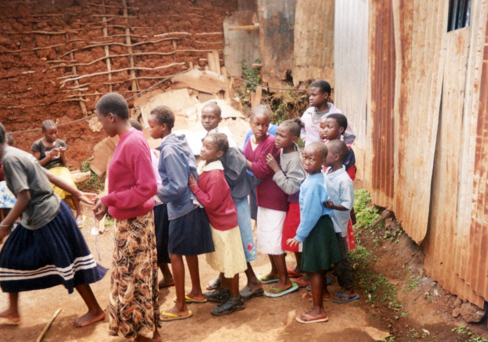 ACN-20131010-01656 Kibera Kenia