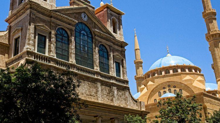 SInt Joris Kathedraal in Beiroet