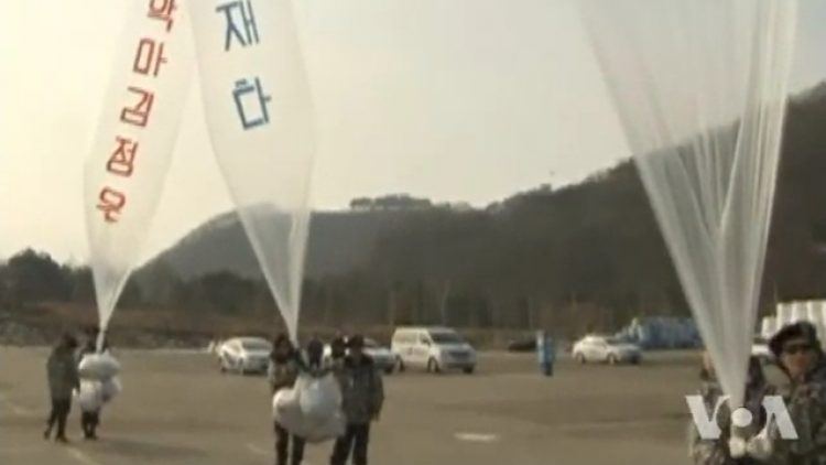 Balloon_release_by_South_Korean_activists Wikipedia