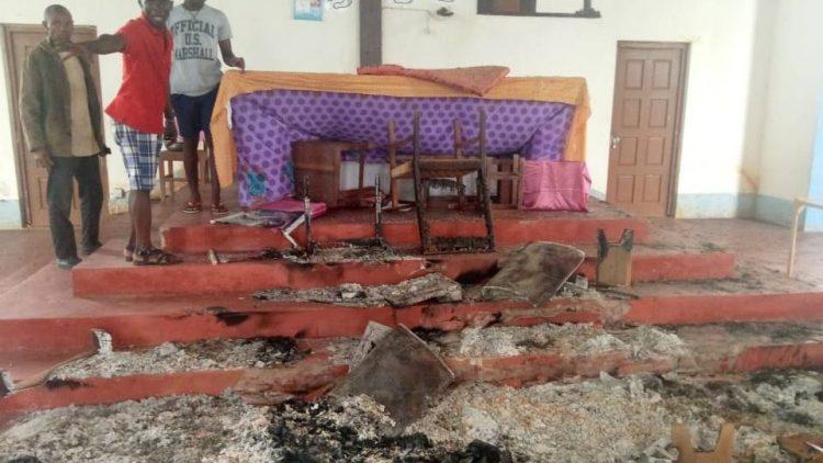Mozambique - Terrorist attacks March 2020