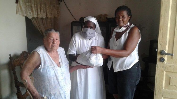 Maintenance aid for 2 Misioneras Hermanas de María Evangelizadora (Evangelizing Sisters of Mary - 2 missionaries) in Palma Soriano, 2020