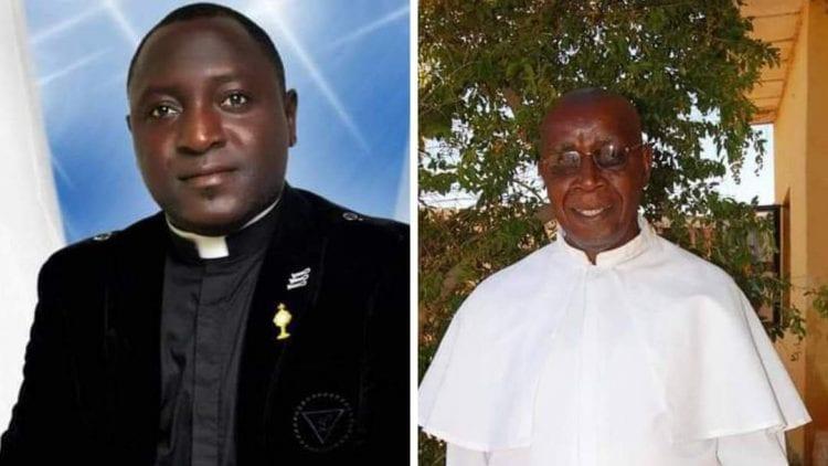 202105821 Ontvoerde Nigeriaanse priesters