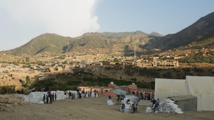 CRTN film trip to Ethiopia in 2017