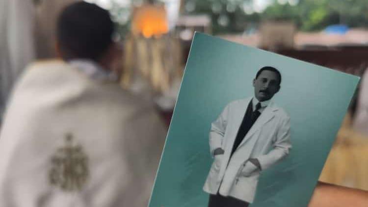 """Beatification ceremony of the """"doctor of the poor"""" in Venezuela"""