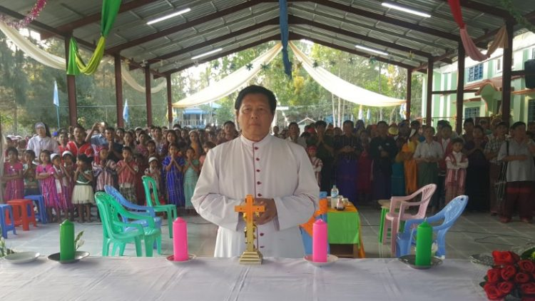 General photos of the diocese Pathein
