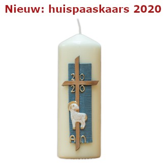 Paaskaars 2020_advertentie