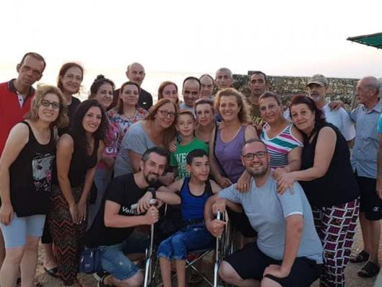 Summer Camps for Faith and Light brotherhood for the disabled in Aleppo 2019