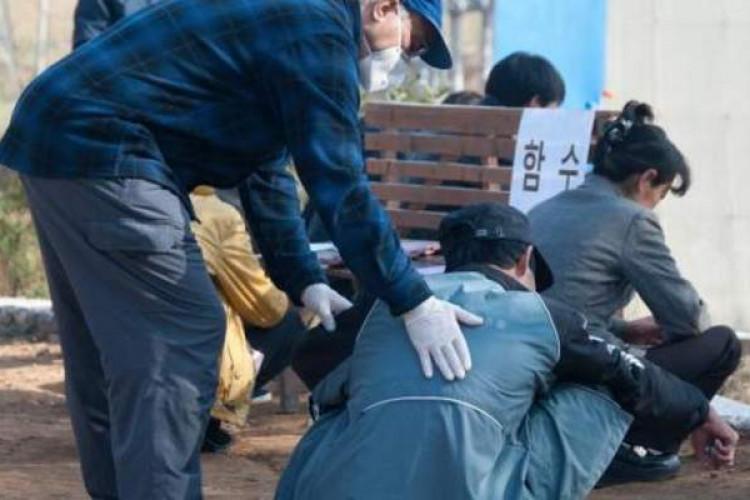 NK-20190604 Noord Korea Eugene Bell foundation