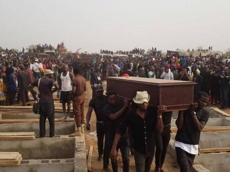 Presentation: Nigeria: a country at war? 2021