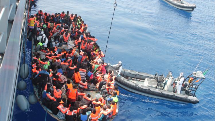 Bootvluchtelingen_Afrika