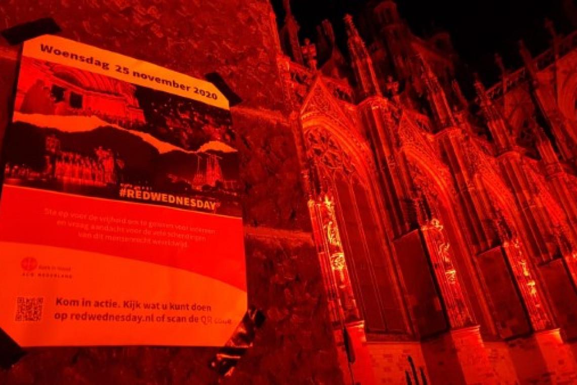 0 Sint-Janskathedraal - 's-Hertogenbosch met poster