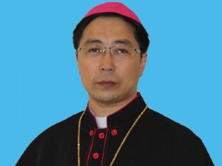 Bisschop Joseph Zhang Weizhu