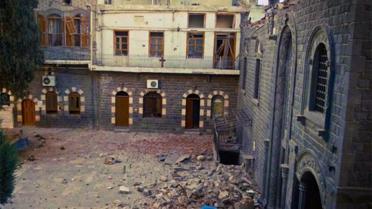 20171205-Vernielde-kathedraal-Homs