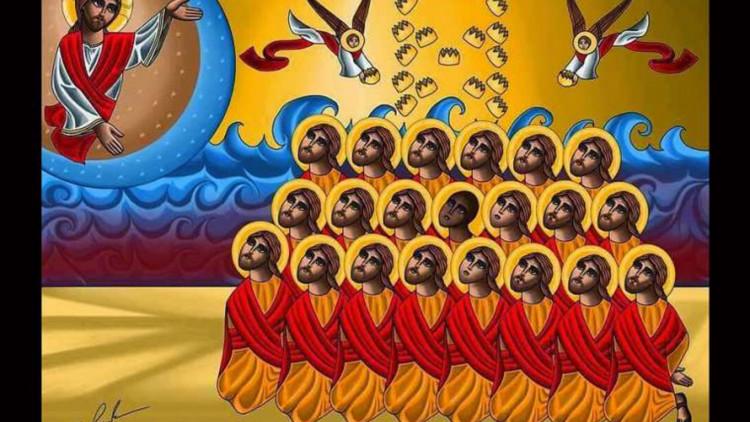 20180214-Ikoon-Koptische-martelaren