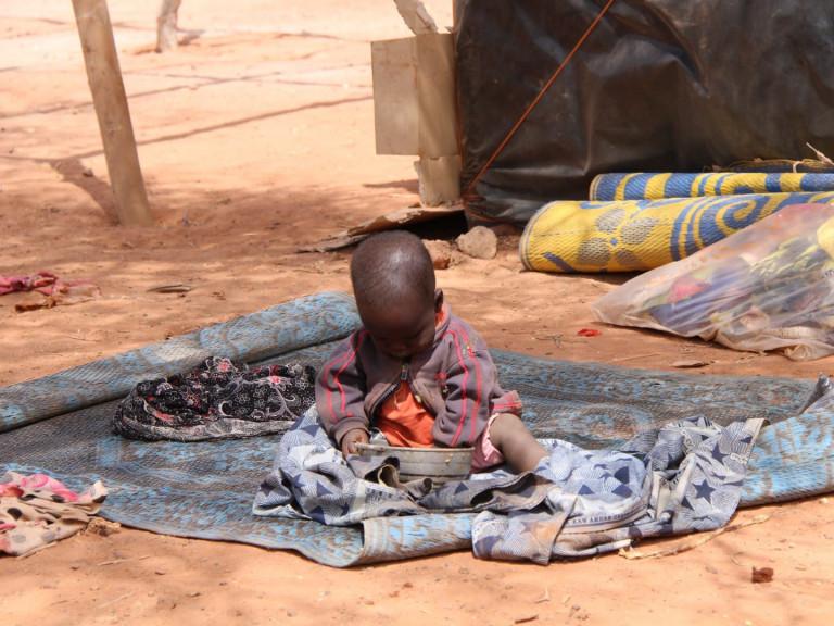 ACN-20200310-98300 Niger vluchtelingen