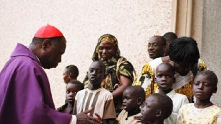 bishop-adwok-and-children