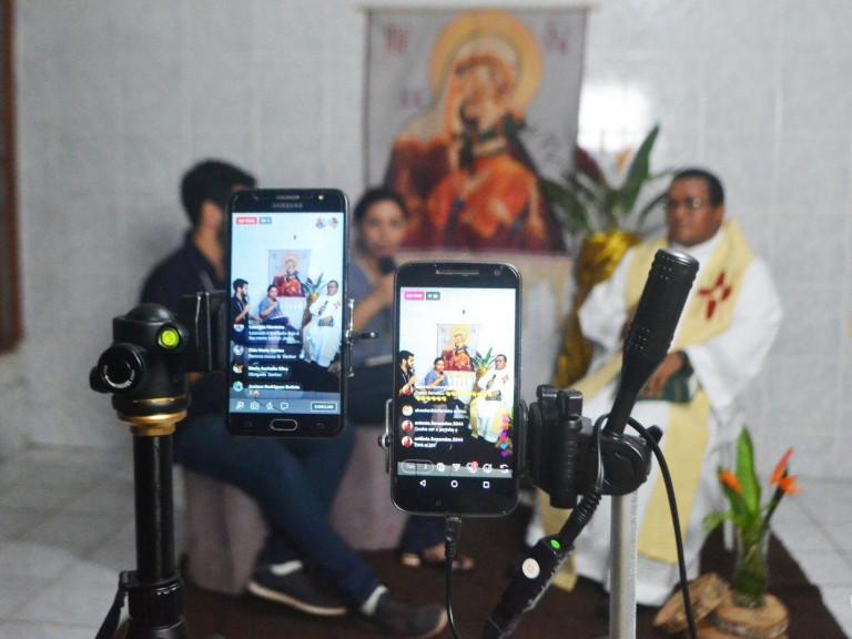 The Church working during Corona times 2020
