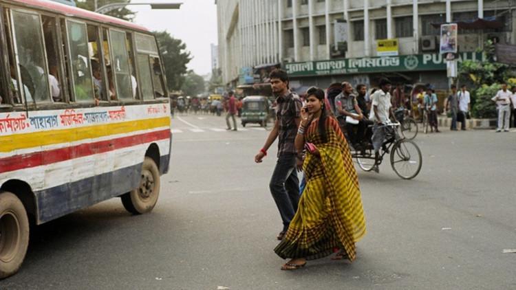 Straatbeeld_Bangladesh