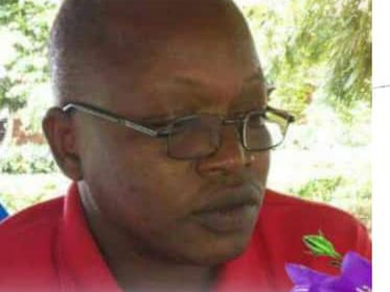 Pr. Rodrigue Sanon Burkina Faso