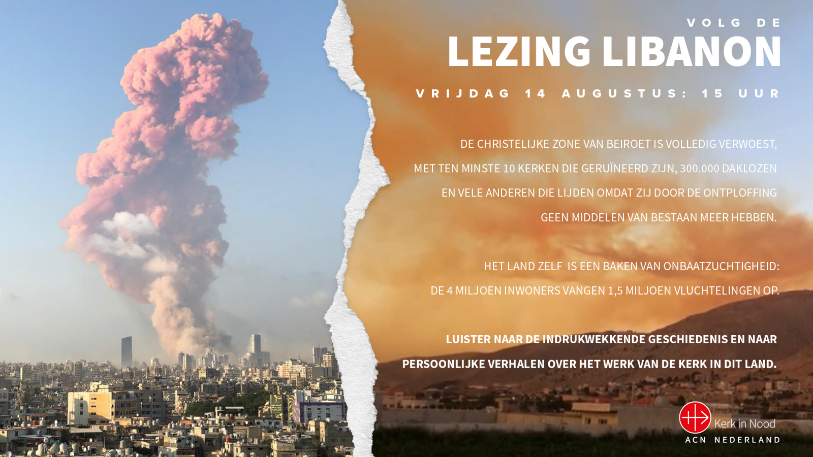 Banner Libanon webinar