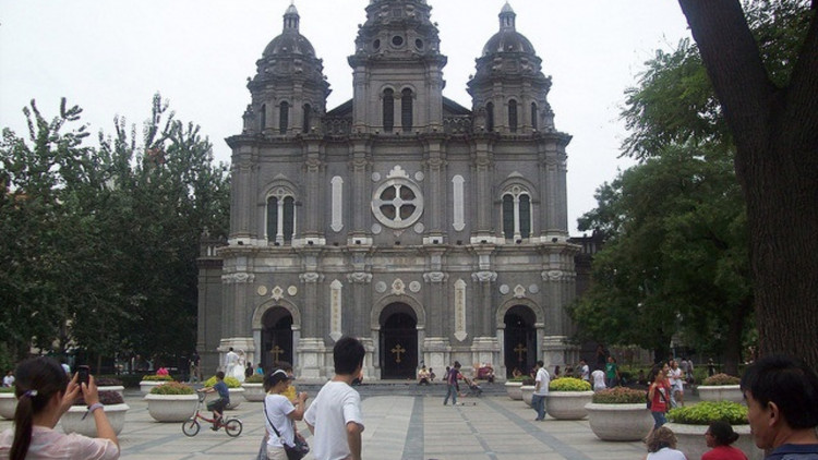 Kerk_Peking_China