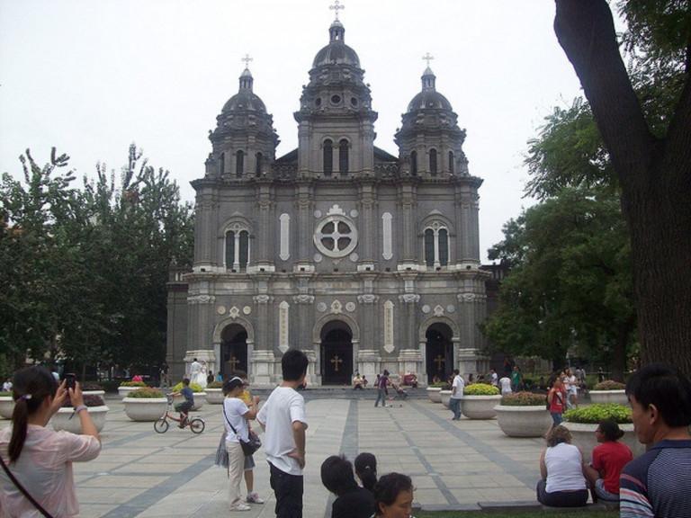 Kerk_Peking_China