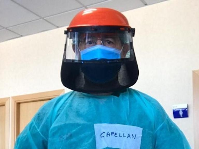 20200422 Ziekenhuiskapelaan Spanje