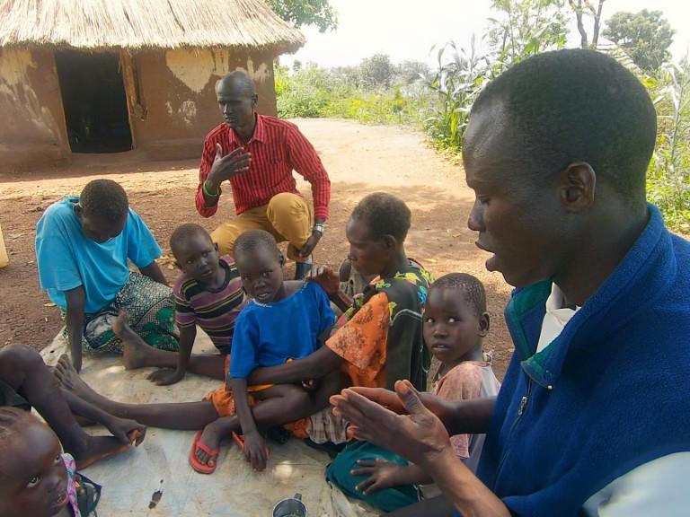 Filming Trip of CRTN to Uganda in 2019