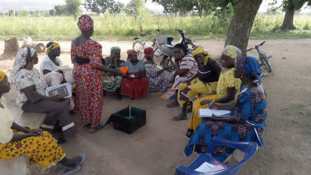 Emergency help for widows and orphans affected by boko haram