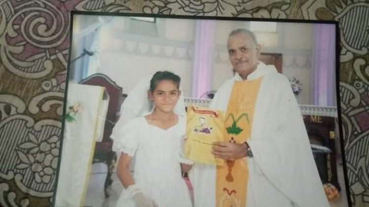 Yet another Pakistani Catholic minor kidnapped and forced into marriage on October 13th 20202