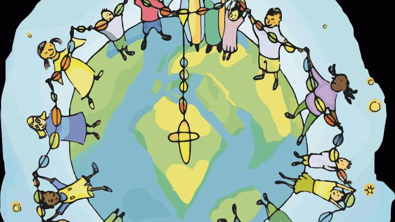 Kinderen bidden website logo 2021
