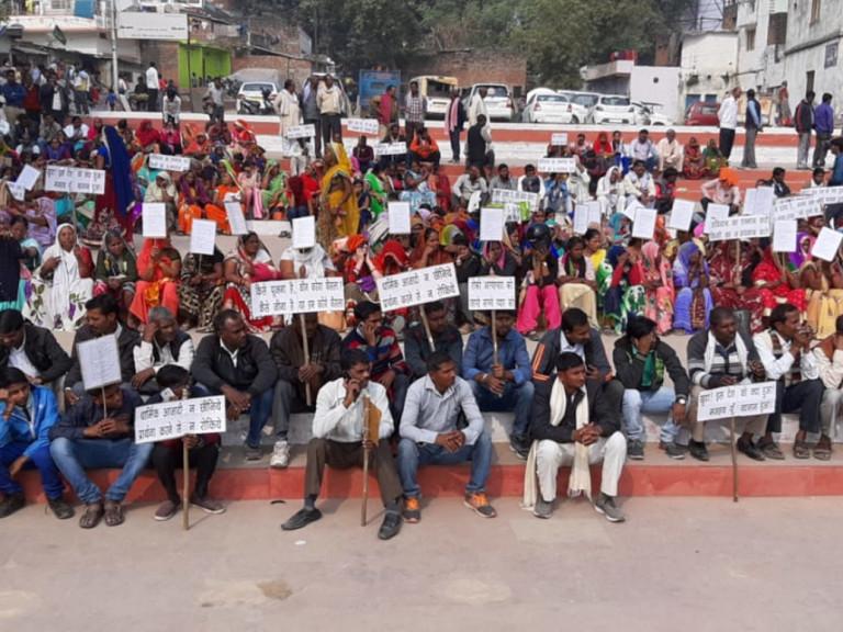 20181201-Vredesmars-voor-vrijheid-van-godsdienst-Varanasi