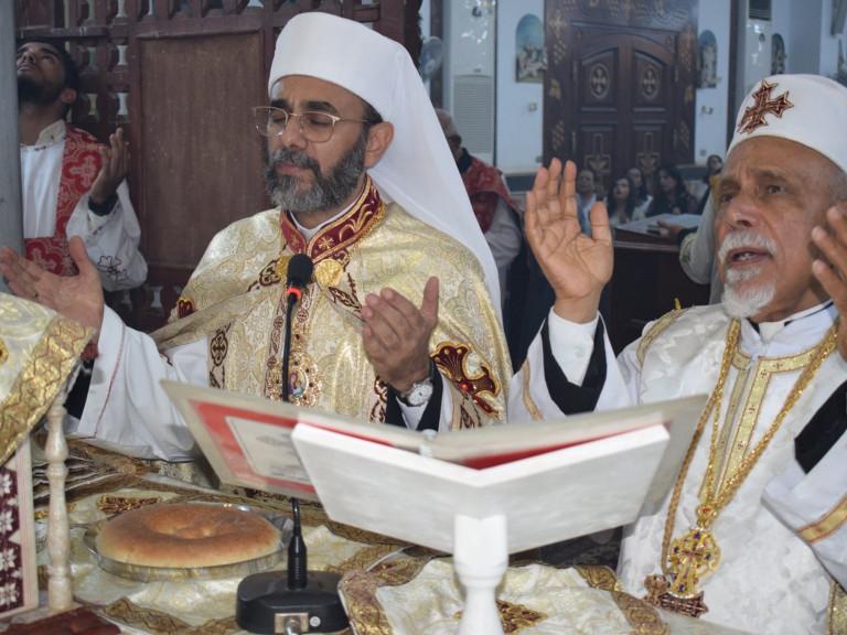 Missae ordinariae for 57 diocesan priests