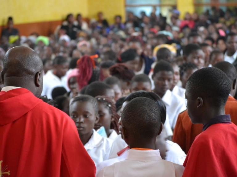 Malawi Dedza vormsel