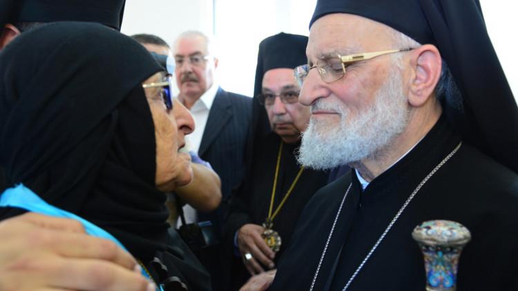 20150610-Damascus-Patriarch-George-III