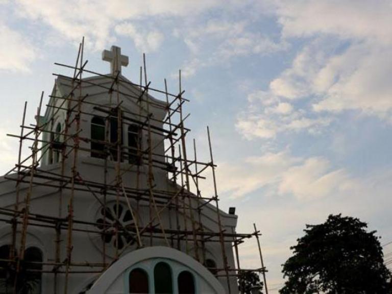 20200212 Aanval op kerk in Indonesie